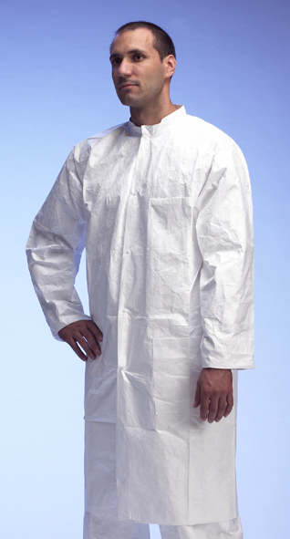More info on Tyvek® Disposable Lab Coat