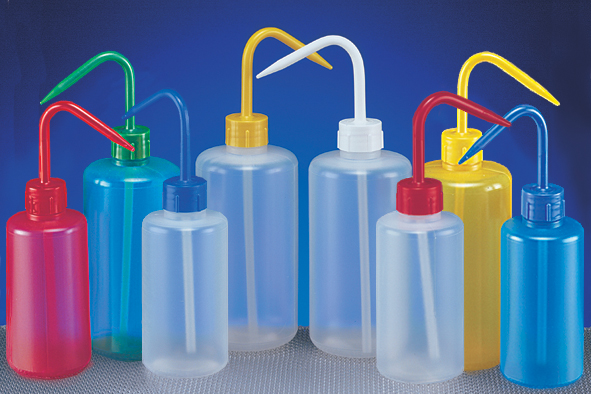 More info on Plastic Wash Bottles